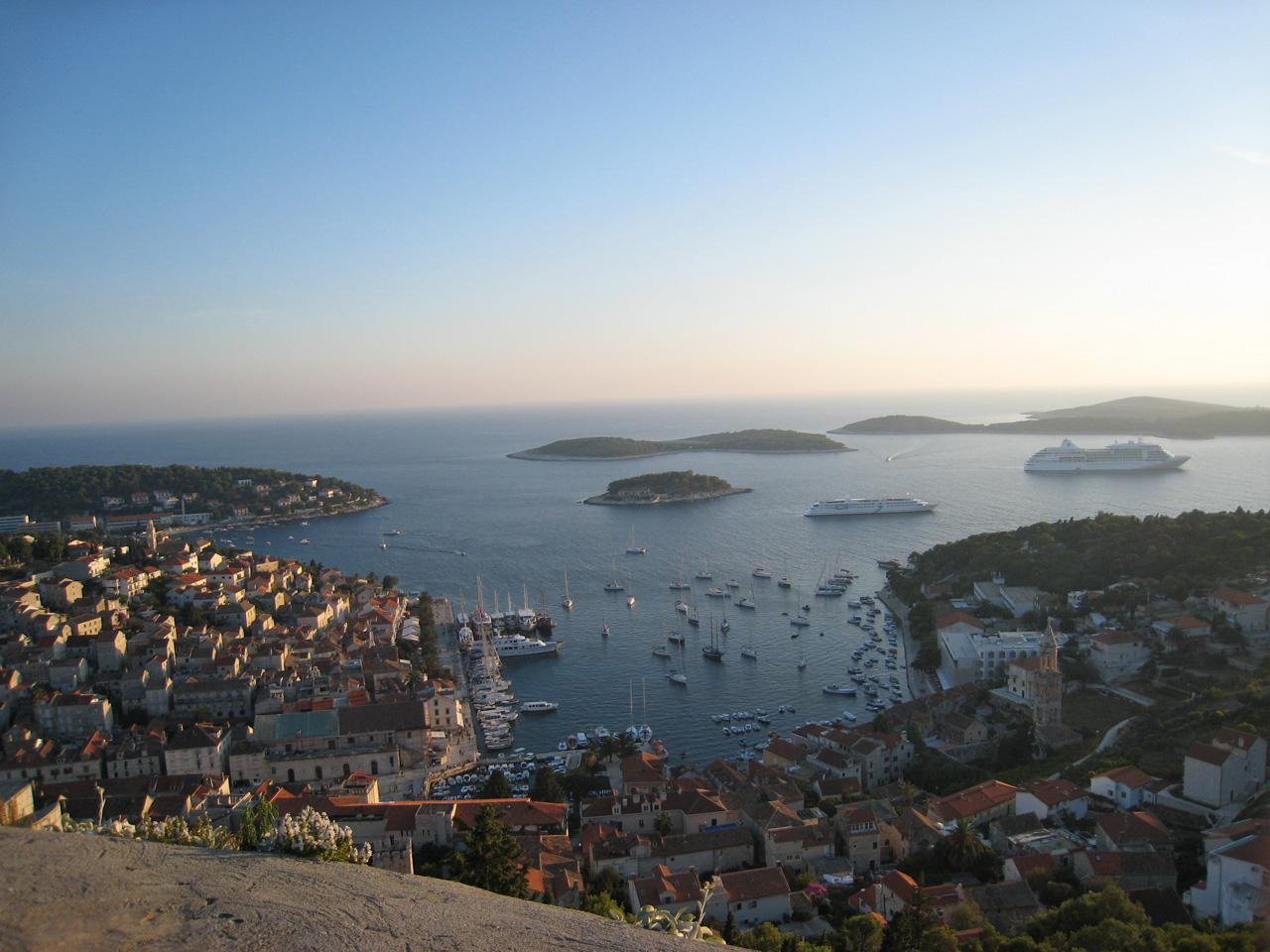 Where Is Hvar Island