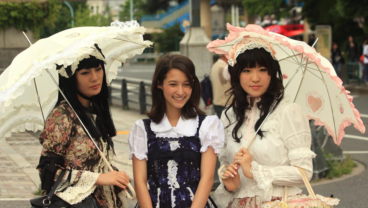 Tokyo Cosplay Girls